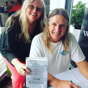 Tim Winton & Mary-Lou Stephens
